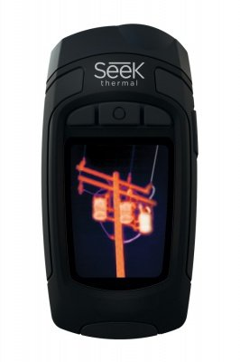 Купить Тепловизор SEEK THERMAL REVEAL XR BLACK - Techyou.ru
